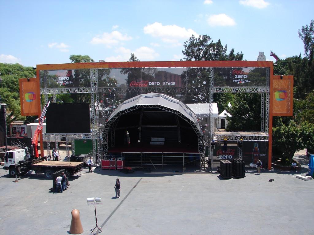 Coca Zero Stage