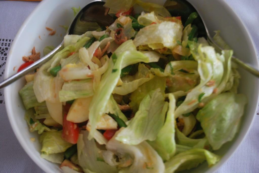 saladinha na