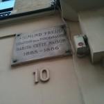 O atual Hotel Brésil foi casa de Freud