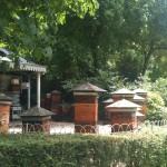 Quer mel? Passe no Jardin du Luxembourg
